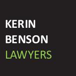 Kerin Benson Lawyers Logo